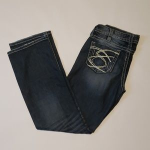 Silver Jean's Straight